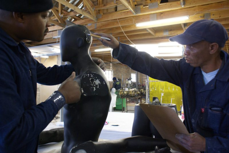 Evaluation of the damaged mannequin 6