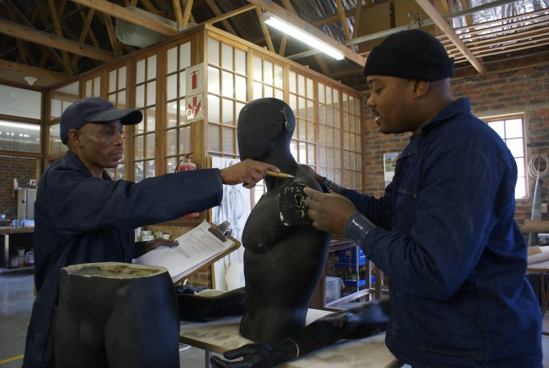 Evaluation of the damaged mannequin 3